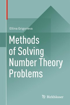 Methods of Solving Number Theory Problems (eBook, PDF) - Grigorieva, Ellina