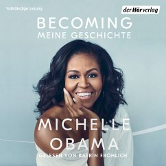 BECOMING (MP3-Download) - Obama, Michelle