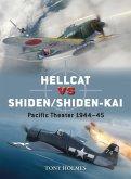 Hellcat vs Shiden/Shiden-Kai (eBook, PDF)