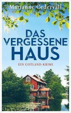 Das vergessene Haus / Anki Karlsson Bd.3 (eBook, ePUB) - Cedervall, Marianne