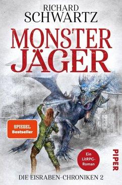 Monsterjäger / Die Eisraben-Chroniken Bd.2 (eBook, ePUB) - Schwartz, Richard
