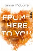 From Here to You / Darby Bd.1 (eBook, ePUB)
