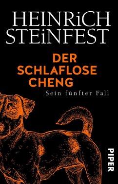 Der schlaflose Cheng / Cheng Bd.5 (eBook, ePUB) - Steinfest, Heinrich