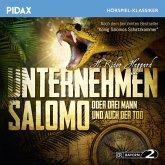 Unternehmen Salomo oder Drei Mann und auch der Tod (MP3-Download)