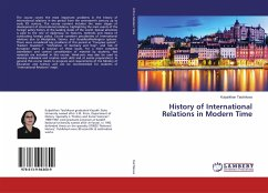 History of International Relations in Modern Time