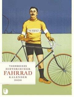 Thorbeckes historischer Fahrrad-Kalender 2020