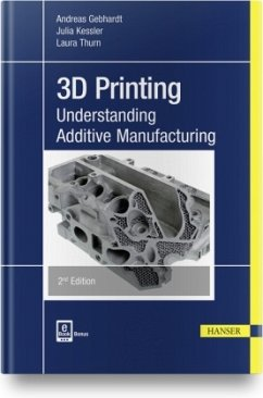 3D Printing - Gebhardt, Andreas;Kessler, Julia;Thurn, Laura
