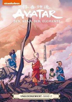 Ungleichgewicht 2 / Avatar - Der Herr der Elemente Bd.18 - Hick, Faith Erin