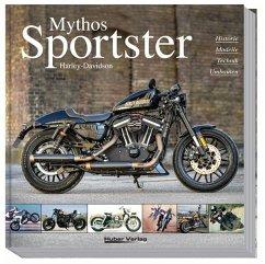 Mythos Harley-Davidson Sportster - Heil, Carsten; Christmann, Heinrich