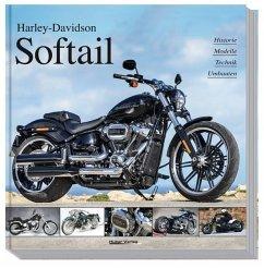 Harley-Davidson Softail - Heil, Carsten; Christmann, Heinrich