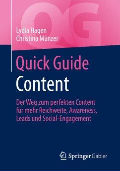 Quick Guide Content (eBook, PDF) - Münzer, Christina; Hagen, Lydia