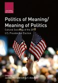 Politics of Meaning/Meaning of Politics (eBook, PDF)