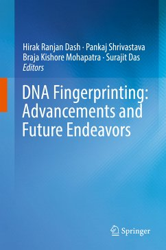 DNA Fingerprinting: Advancements and Future Endeavors (eBook, PDF)