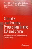 Climate and Energy Protection in the EU and China (eBook, PDF)