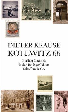 Kollwitz 66 (Mängelexemplar) - Krause, Dieter
