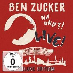 Na Und?! Live! (Deluxe Edition) - Zucker,Ben