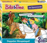 Bibi & Tina - Auf Spurensuche, 2 Audio-CD