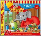 Das besondere Osterei / Benjamin Blümchen Bd.142 (1 Audio-CD)