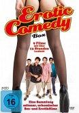 Erotic Comedy Box: Eine Sammlung seltener, urkomischer Sex- und Erotikfilme (3 Discs)