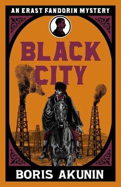 Black City (eBook, ePUB) - Akunin, Boris