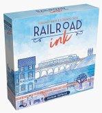 Railroad Ink - Tiefblau (Spiel)