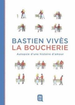 La boucherie - Vivès, Bastien
