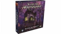 Asmodee FFGD1032 - Villen des Wahnsinns 2. Edition - Heiligtum der Dämmerung, Erweiterung