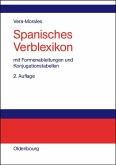 Spanisches Verblexikon (eBook, PDF)
