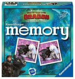Ravensburger 21444 - Dragons 3 Memory, Merkspiel, Familienspiel