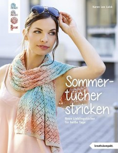 Sommertücher stricken (kreativ.kompakt) - Luick, Karen Lee
