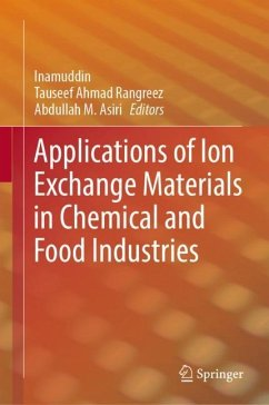 Applications of Ion Exchange Materials in Chemical and Food Industries