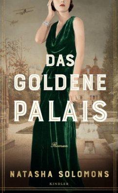 Das goldene Palais - Solomons, Natasha