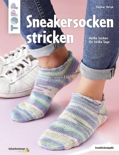 Sneakersocken stricken (kreativ.kompakt) - Bergk, Dagmar