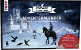Adventskalender Escape Adventures