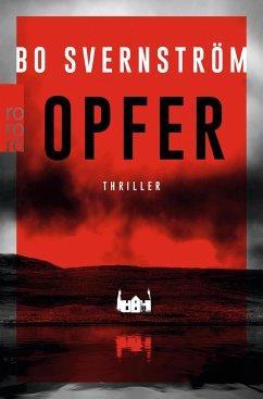 Opfer / Carl Edson Bd.1 - Svernström, Bo