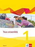 Tous ensemble 1. Ausgabe Bayern. Schülerbuch fester Einband 1. Lernjahr