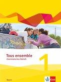Tous ensemble 1. Ausgabe Bayern. Grammatisches Beiheft 1. Lernjahr