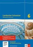 Lambacher Schweizer Mathematik 6. Ausgabe Schleswig-Holstein. Arbeitsheft plus Lösungsheft und Lernsoftware Klasse 6