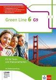 Green Line 6 G9. Fit für Tests und Klassenarbeiten mit Lösungsheft und CD-ROM Klasse 10