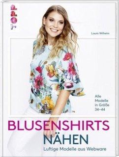 Blusenshirts nähen - Wilhelm, Laura