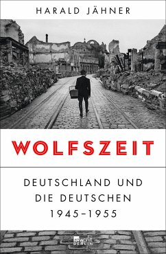 Wolfszeit - Jähner, Harald