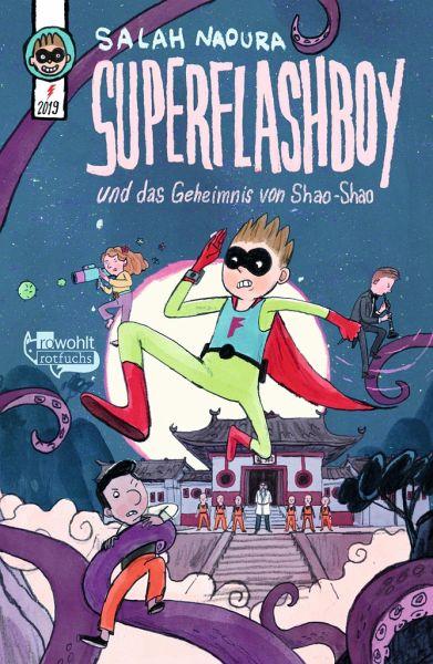 Buch-Reihe Superflashboy