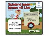 Spielend lesen lernen mit Lisa, USB-Stick