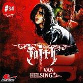 Faith - The Van Helsing Chronicles, Folge 34: Gefangen in der Psychoklinik (MP3-Download)