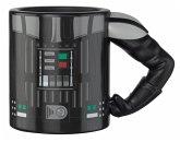 STAR WARS Darth Vader Tasse Torso mit 3D Arm, Mug, 350 ml