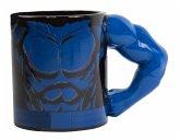 MARVEL Black Panther Tasse Torso mit 3D Arm, Mug, 350 ml