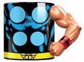 MARVEL Thor Tasse Torso mit 3D Arm, Mug, 350 ml