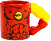 MARVEL Iron Man Tasse Torso mit 3D Arm, Mug, 350 ml