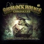Sherlock Holmes Chronicles - Sechsmal Napoelon, 1 Audio-CD