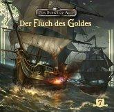 Das schwarze Auge - Der Fluch des Goldes, 1 Audio-CD